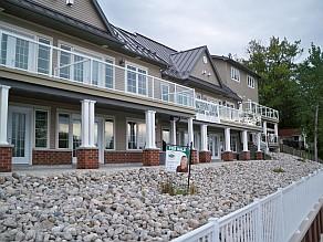 Wasaga Beach Pier 24 residential development, Ontario